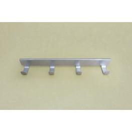 Боковые крючки (4) 30 см, платина