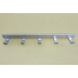 Боковые крючки (5) 40 см, платина
