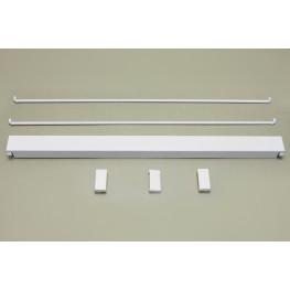 Комплект стабилизации 45 см белый
