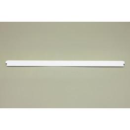Задняя ограничительная планка для полки 90,2 см. белая